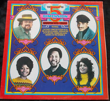 5th DIMENSION Greatest Hits On Earth LP