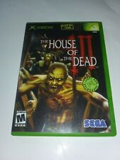 The House Of The Dead 3 Xbox Disc In Good Condition Very Fast Shipping