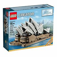 LEGO 10234 Creator Expert Sydney Opera House Retired hard to find 16+