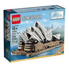 LEGO 10234 Creator Expert Sydney Opera House Retired hard to find 16+