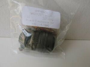 Threaded Circular Connector 19 Contacts CN0966 Series 22-19 Crimp Pin CN0966B22G19P7-140 Straight Plug CN0966B22G19P7-140