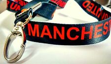 Manchester united lanyard neck strap ID office ID card holder tag