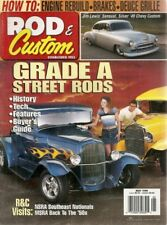 ROD & CUSTOM 1999 MAY - WILWOODS & SHO MILL 4 YOUR MODEL A, NAILHEAD BUILD-UP
