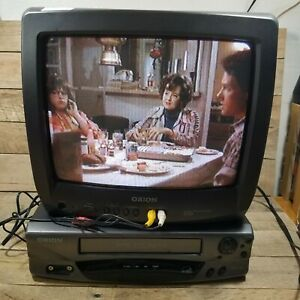 Orion VR0211B VCR Player Digital Auto Tracking VHS TESTED *No remote*