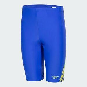 Speedo Trunks Age 7-8-9-10-11-12-13-14 Years Boys 🏊 GENUINE LOGO SPL JAM™ Swim