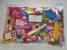 Vrac bulk 1/2 KG LEGO pour filles GIRLS Belville Friends / TOP QUALITE 0,5 Kilo