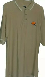 NFL Cleveland Browns Team Logo Polo Shirt By Starter! Size : Adult XL.