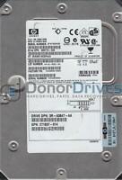 BF07285A36, 3HW, AMKSPR, PN 9U8006-038, FW HPB4, HP 72.8GB SCSI 3.5 Hard Drive