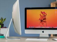 "APPLE IMAC  21.5"" i5 2.8Gh1TB Hard Drive 8GB RAM Warranty Ms Office 2015"