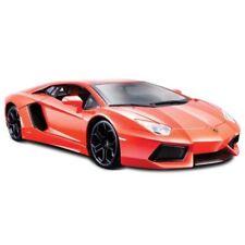 Articoli di modellismo statico arancione Burago per Lamborghini