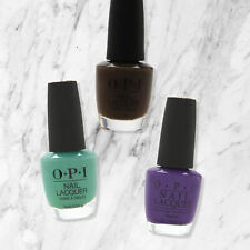 Opi Nail Lacquer Color Nordic Collection 0.5 oz Brand New