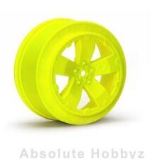Avid RC Sabertooth Losi-SCTE Wheel ¦ Yellow ¦ (1 Pair) - AVD1101-Y