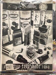 Rare Graffiti Magazine Fat Cap From 1995!!