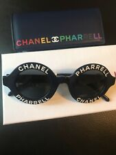ae0f58af98ba0 Chanel X Pharrell Williams Sunglasses NEW In Navy
