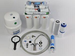 11 Stufen Umkehrosmose Anlage Wasserfilter  Membran  TOLLER PREIS ! ! !