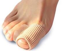2x Toe Separator Fingerschutz Schlauch Bandage Zehenschutz Fingerbandage