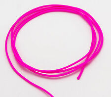 3' BCY Flo Pink D Loop Material Archery Bowstring Rope Drop Away Cord
