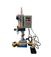 Pronfessional!TechTongda Pneumatic Press Machine with Counter 200KG US Shipping