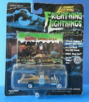Johnny Lightning MUNSTERS FRIGHTNING LIGHTNINGS DRAG-U-LA By Playing Mantis