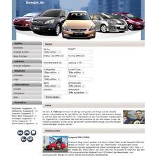 KFZ Automobile Kleinanzeigen Markt System