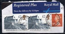GB = POSTMARK QE2 era, `LOCKING CAMP, WESTON SUPER MARE` 1997 Single Ring (RAF)