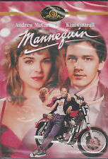 Dvd **MANNEQUIN** con Andrew McCarthy nuovo sigillato 1987