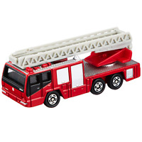 Takara Tomy Tomica 108 No.108 Hino Aerial Ladder Fire Truck