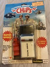 CHiPs California Highway Patrol Gyro Powered Rescue Bronco 1979 Fleetwood Toys