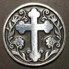 Superb Cross Golf Ball Marker Incredible Detail