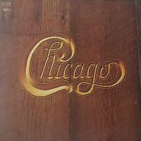 Chicago V: Columbia 1972 Vinyl Gatefold Poster (Jazz / Rock)