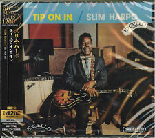 SLIM HARPO-TIP ON IN-JAPAN CD Ltd/Ed C15