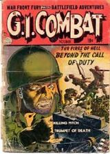 Golden Age G.I. Combat from Quality Comics on DVD