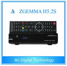 Genuine Zgemma Star H5.2S Dual Core Twin Satellite Receiver DVB-S2 Tuner FTA