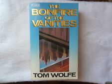 The Bonfire of the Vanities by Tom Wolfe (Paperback, 1989)