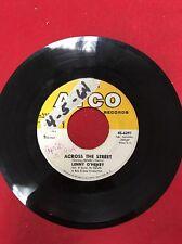 LENNY O'HENRY Across The Street/Saturday Angel NORTHERN SOUL POPCORN 45 Hear