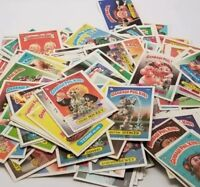 ALL CARDS FROM SERIES 1-4 Garbage Pail Kids Mixed Series 1-4  Lot Of 10! Random!