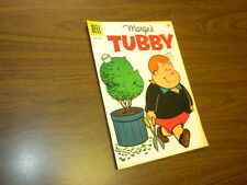 TUBBY #30 Dell Comics 1958 Marge's Little Lulu NO SUBSCRIPTION CREASE