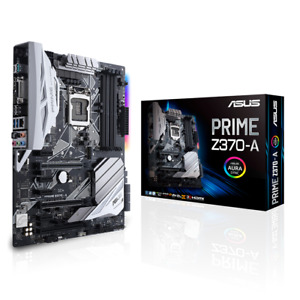 Asus Z370-A Prime Motherboard PLUS Intel Core i7 9700K CPU