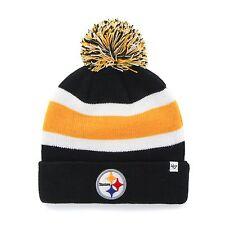 Bridgestone Golf Pittsburgh Steelers NFL Football Beanie Hat Cap Mens One Size