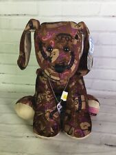 Build A Bear Workshop Jonas Brothers Dog Plush Stuffed Animal With Necklace NEW