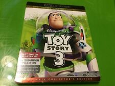 DISNEY PIXAR TOY STORY 3(4K ULTRA HD+BLU-RAY+DIGITAL)W/SLIPCOVER NEW