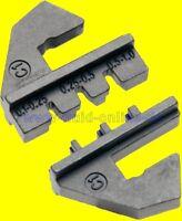 passend für BGS 1410//1411//1412 Crimpbacken für nichtisolierte Stecker