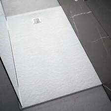 Piatto doccia rettangolare Effetto Pietra 80x160 Ideal Standard Ultra Flat S