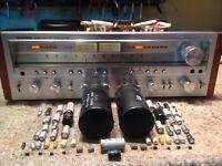 PIONEER SX-1050---PREMIUM PARTS KIT---THE WHOLE BANANA