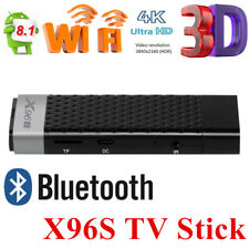 X96S 4K WiFi TV Stick S905Y Android 8.1 TV Box Dongle HDR Quad Core Media Player
