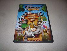 PENGUINS OF MADAGASCAR : HAPPY KING JULIEN DAY ! -  JAMES PATRICK STUART DVD