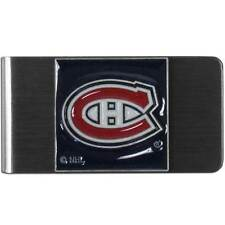 Montreal Canadiens NHL Stainless Steel Money Clip