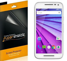 6X Supershieldz HD Clear Screen Protector For Motorola Moto G (3rd Generation)