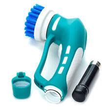 Power Scrubber Multi-purpose Cleaning Kit Kitchen Bathroom Cordless Rotary Brush