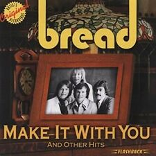 Make It With You- The Platinum Collection 2005 Bread CD